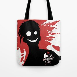There's another side 2 Tote Bag