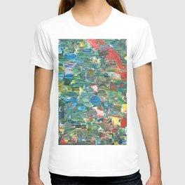 Feu de forêt T-shirt