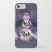 borderlands iPhone & iPod Cases featuring Borderlands: Handsome Jack by SIINS