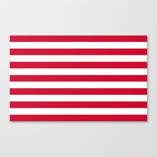 Flag of Goes Canvas Print