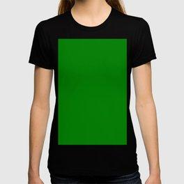 Office green T-shirt