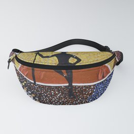 VOICE. TREATY. TRUTH. THE ULURU STATEMENT FROM THE HEART Fanny Pack