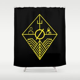 Trench Shower Curtain