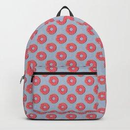 FAST FOOD / Donut - pattern Backpack