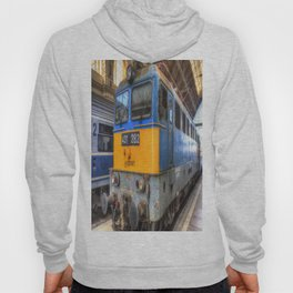 H-Start Train Keleti Station Hoody