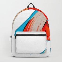 Billie Eilish Artwork Backpack