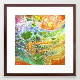 Unconfined Framed Art Print