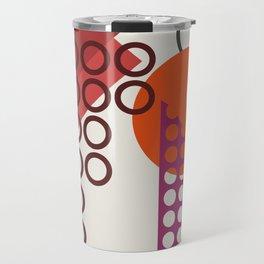 Abstract No.18 Travel Mug