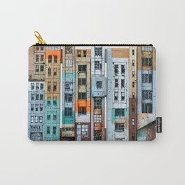 NEW-YORK PATCHWORK Carry-All Pouch