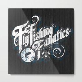 FFF Metal Print
