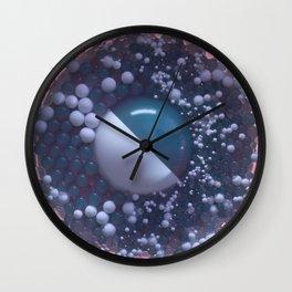 Daily Render 24 Wall Clock