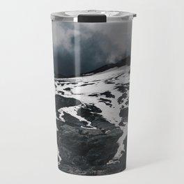 Expanse of Mount Ruapehu Travel Mug