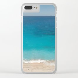 Release Me Clear iPhone Case