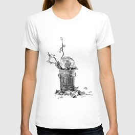 The World Has Been Trashed T-shirt