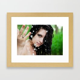 201106219986 Framed Art Print