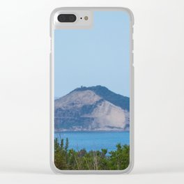 Panorama of Naples Clear iPhone Case