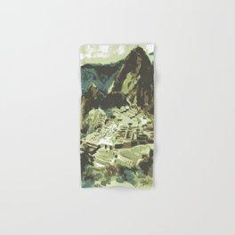 Machu Picchu Peru Hand & Bath Towel