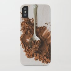 All of the chocolate iPhone X Slim Case