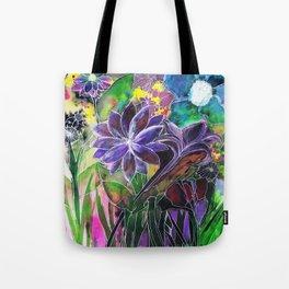 Spring Garden In Bloom Tote Bag