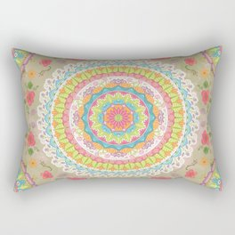 Spring Awakens Rectangular Pillow