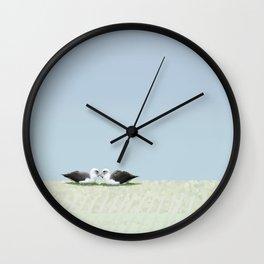 Albatross Wall Clock