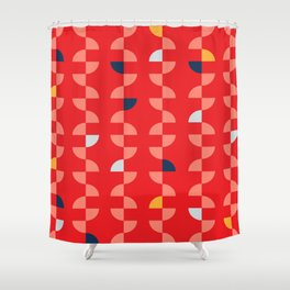 Geometric Pattern #2 Shower Curtain