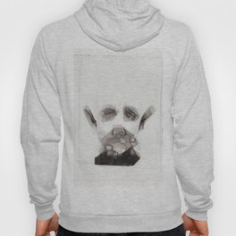 Portrait Abstraction Hoody
