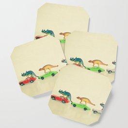 Dinosaurs Ride Cars Coaster