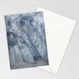 Wolf Spirit  Stationery Cards