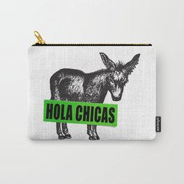 Hola Chicas Carry-All Pouch