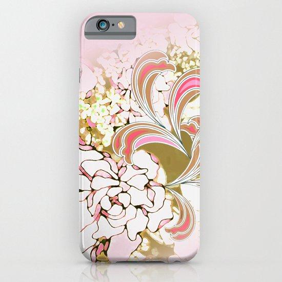 Gardenia Daydream iPhone & iPod Case