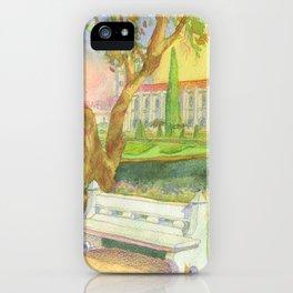 garden. jardim iPhone Case