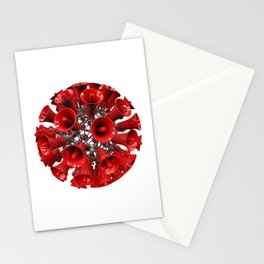 Ball of loud Stationery Cards
