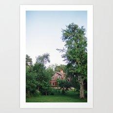 Sweden I Art Print