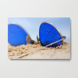 Vintage Sunglasses 1 Metal Print