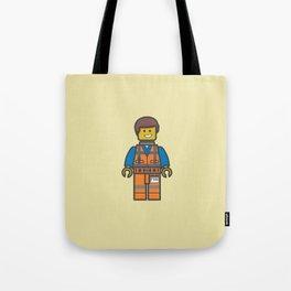 #10 Emmet Lego Tote Bag