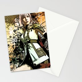 Final Fantasy Stationery Cards