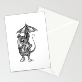 MISTER MOUSE Stationery Cards