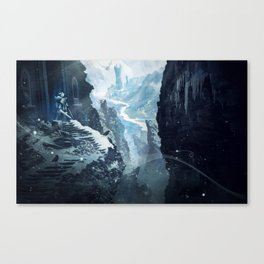 The Hollow Lands Canvas Print