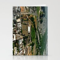 puerto rico Stationery Cards featuring Bayamon Puerto Rico by BravuraMedia