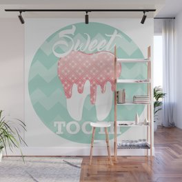 Sweet Tooth Wall Mural