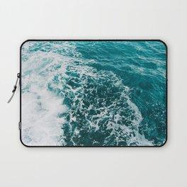 Amalfi Coast Water XVI Laptop Sleeve