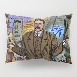 Charles Fort - Fortean Pillow Sham