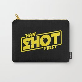 Han Shot First – SW 1977 Fans Carry-All Pouch