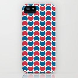 Hob Nob America iPhone Case