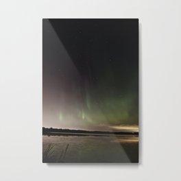 Aurora Sky Metal Print