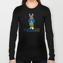 Acquired Taste Bull Long Sleeve T-shirt