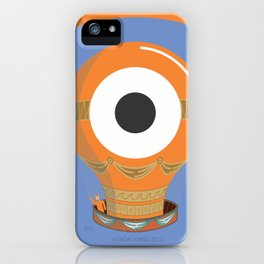 eye balloon iPhone Case