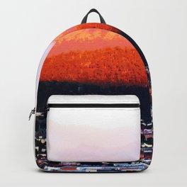 Dawn on Mt Wellington Backpack