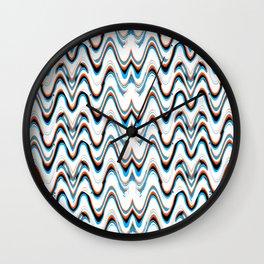 W College Wall Clock